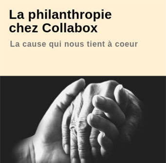 Philanthropie et Collabox
