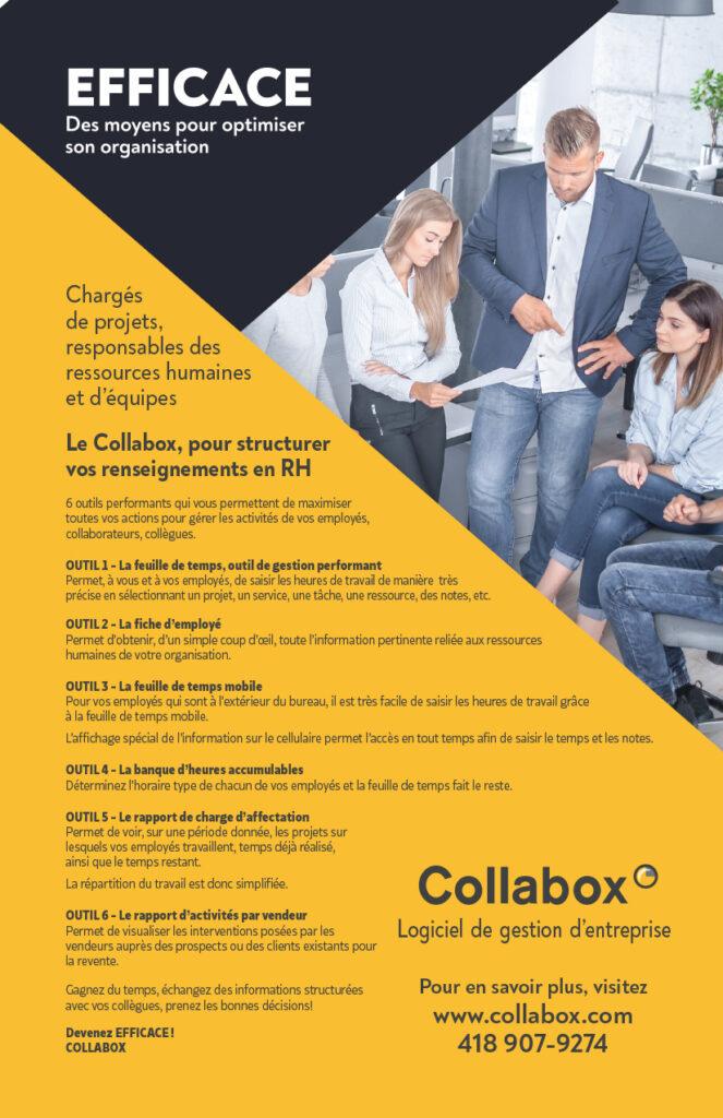 Ressources humaines et Collabox