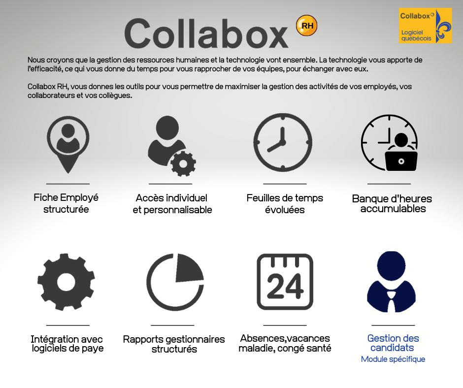 Nos outils RH- Collabox